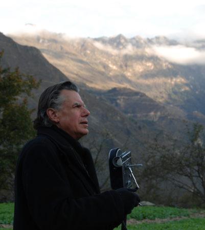 Director Frank Scheffer