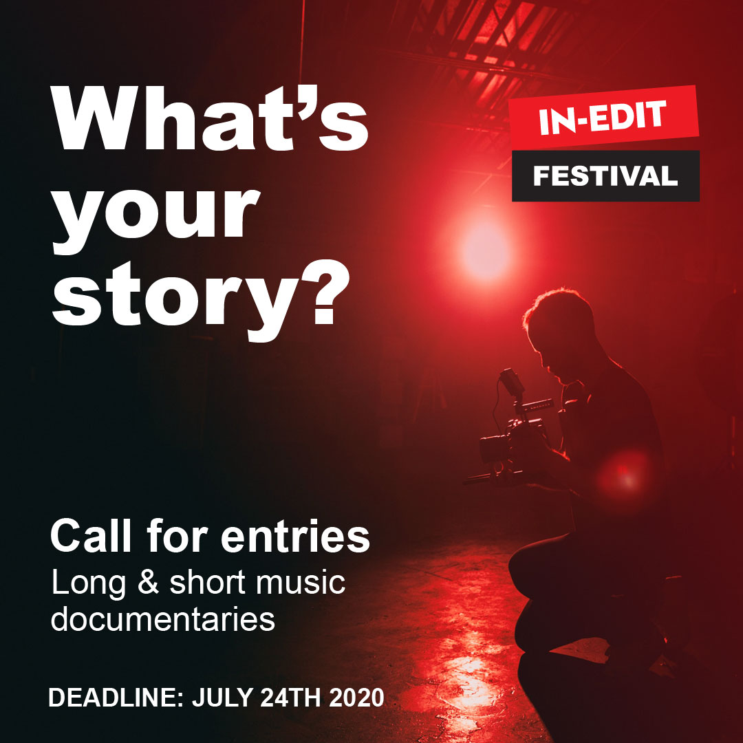 In-Edit 2020 open call