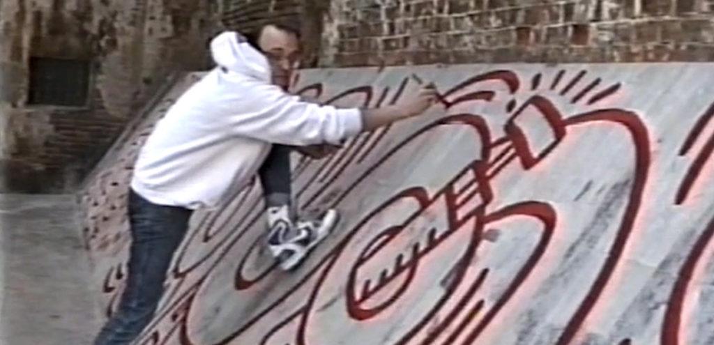 BCN 1989 Keith Haring