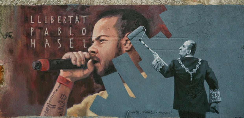 Pablo Hasél, la represión del rap