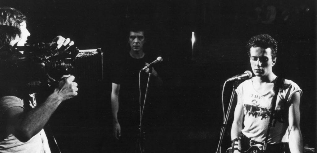 Rude Boy. Ray Range and The Clash