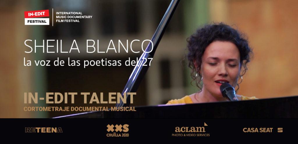 Sheila Blanco: la voz de las poetisas del 27