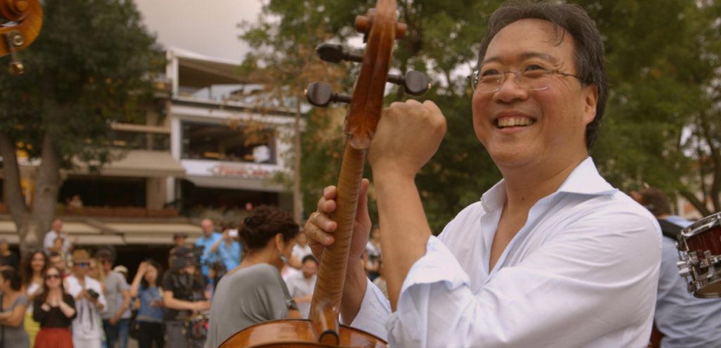 The Music of Strangers: Yo-Yo Ma and the Silk Road Ensemble!