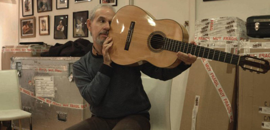 The time of the Luthiers
