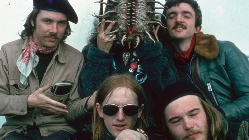Other, Like Me: The Oral History of COUM Transmissions and Throbbing Gristle